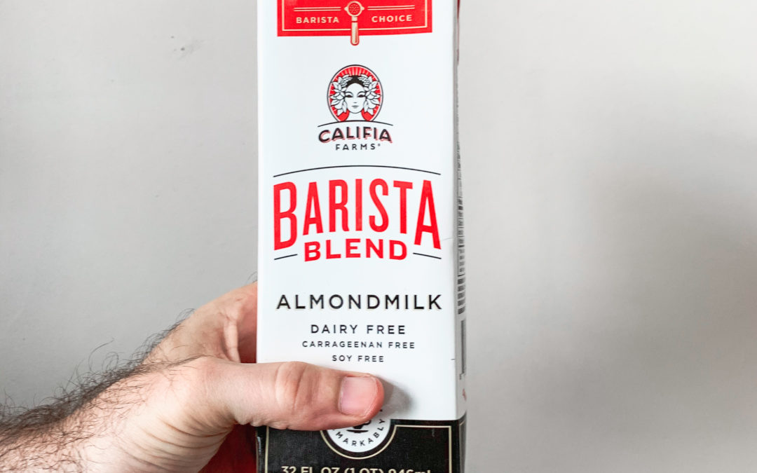 Califia Barista Blend Almond Milk image